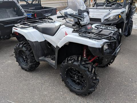 2016 Honda FourTrax Foreman Rubicon 4x4 Automatic DCT EPS Deluxe in Bemidji, Minnesota