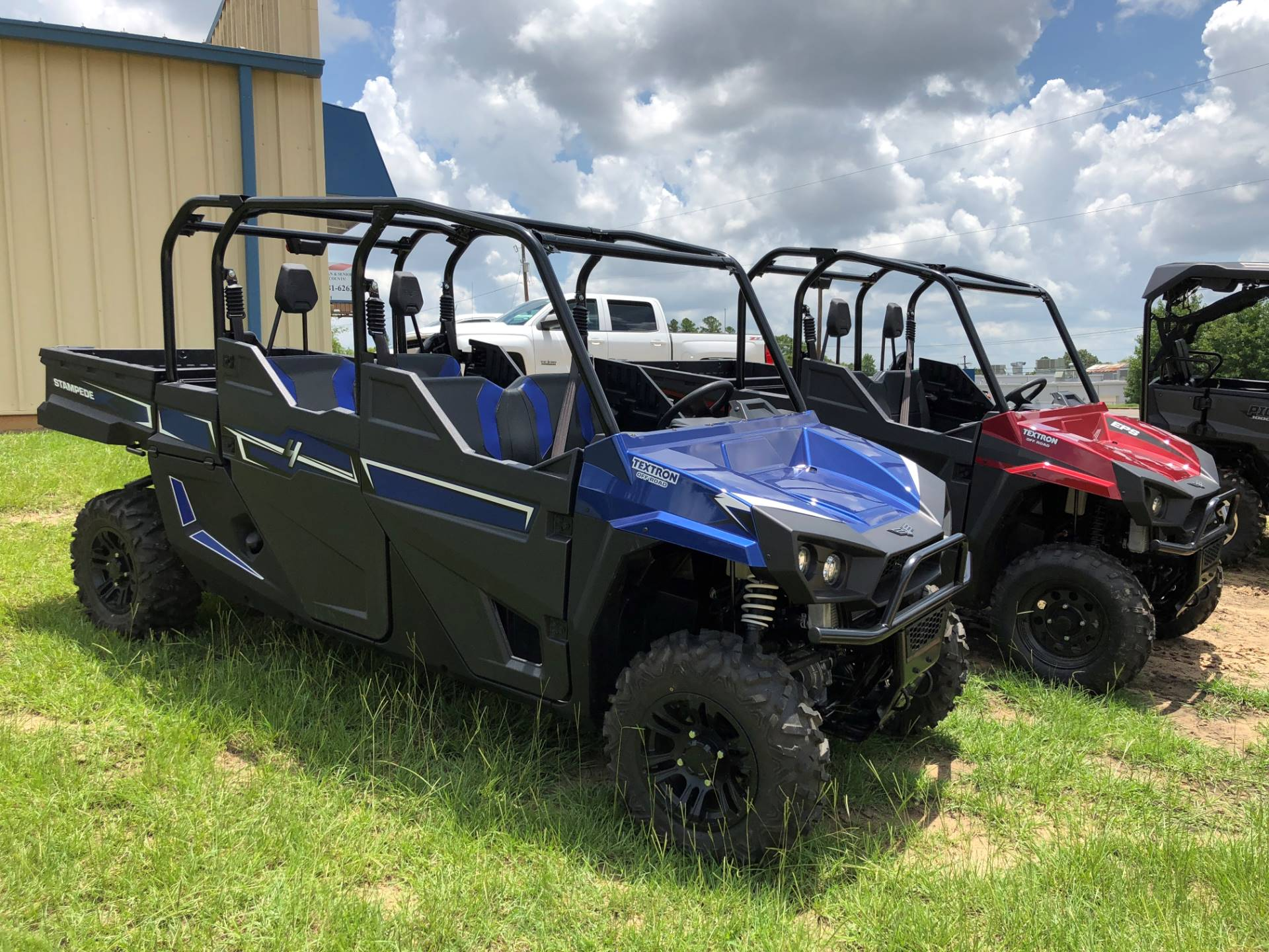 2018 Textron Off Road Stampede 4X in Tyler, Texas