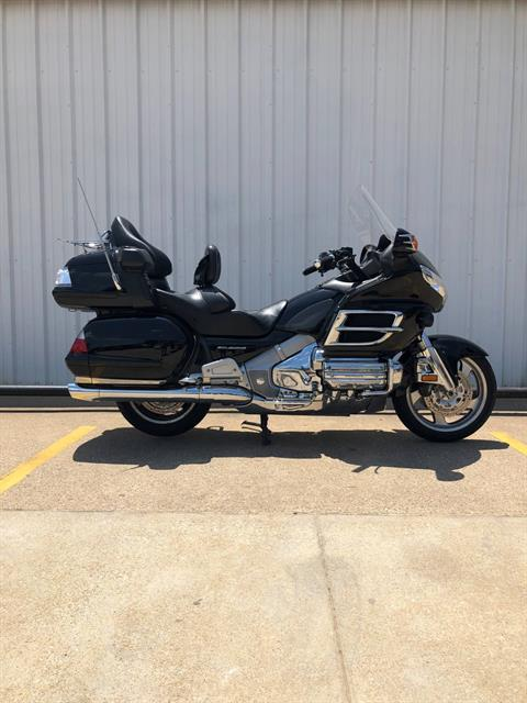 2008 Honda Gold Wing® Premium Audio in Tyler, Texas