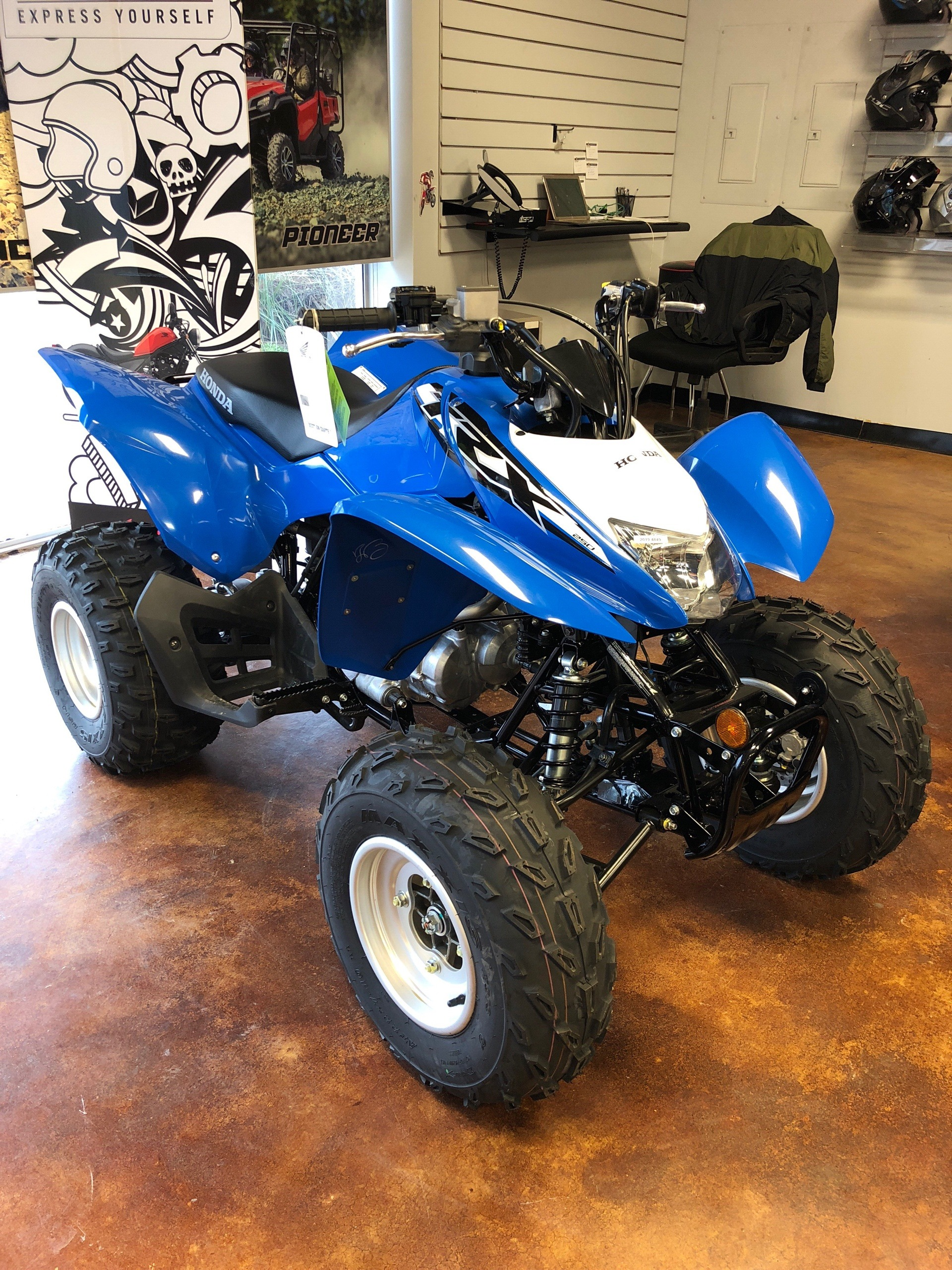 2019 Honda TRX250X in Tyler, Texas - Photo 1