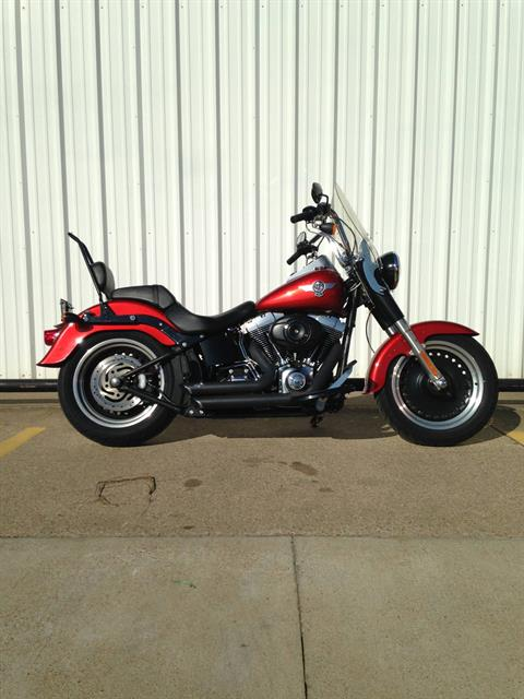 2013 Harley-Davidson Softail® Fat Boy® Lo in Tyler, Texas