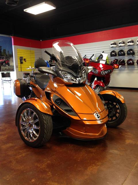 2014 Can-Am Spyder® ST Limited in Tyler, Texas