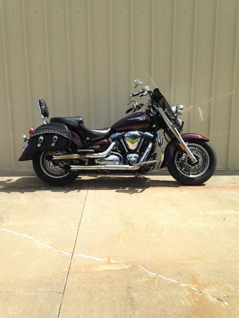 2005 Yamaha Road Star (Cast Wheel) in Tyler, Texas