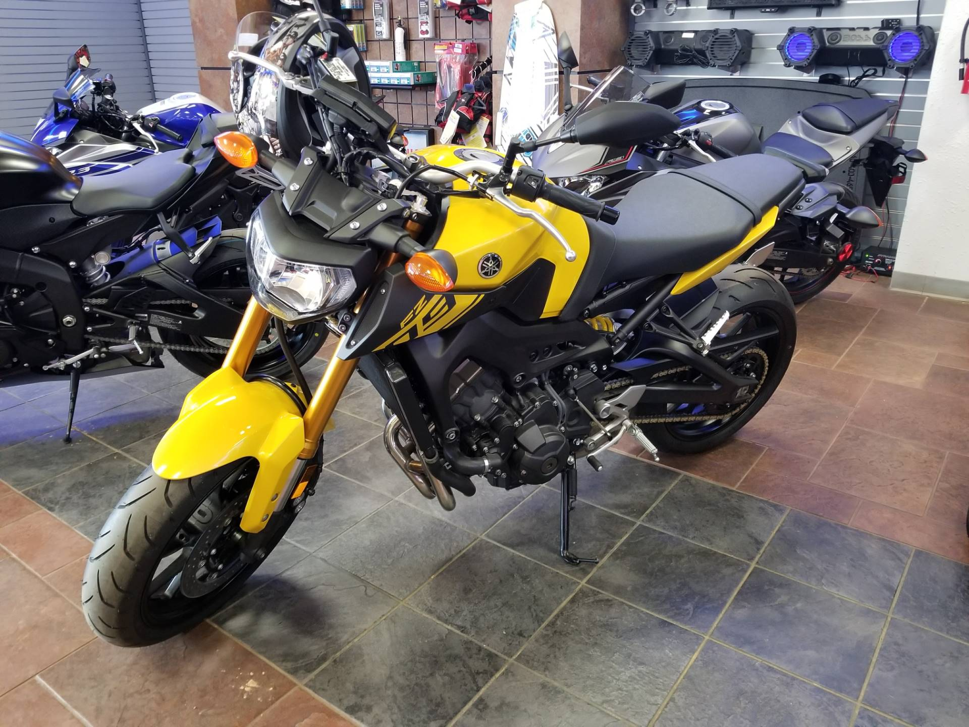 2015 Yamaha FZ-09 for sale 423