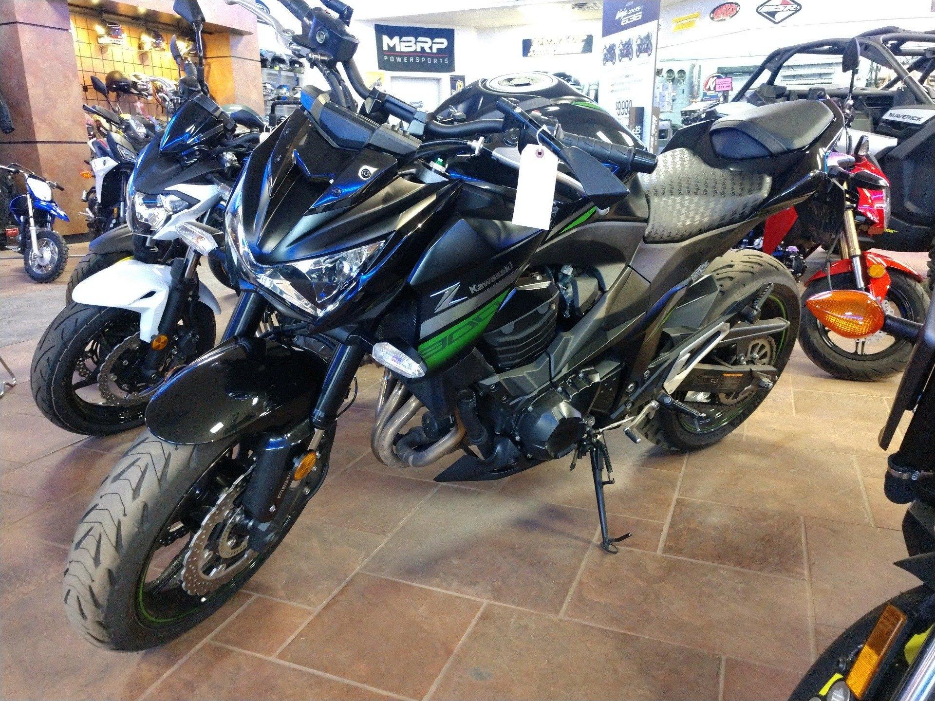 Used 2016 Kawasaki Z800 Abs Motorcycles In Longview Tx Stock