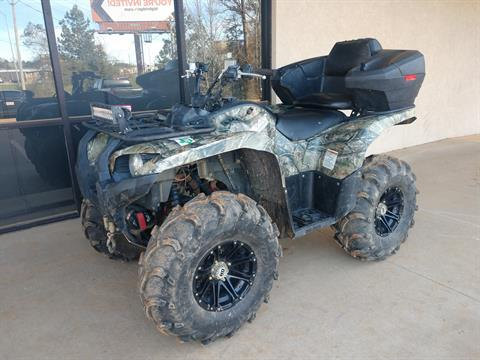 2012 Yamaha Grizzly 700 FI Auto. 4x4 EPS in Longview, Texas