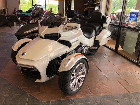2018 Can-Am Spyder F3 Limited in Longview, Texas