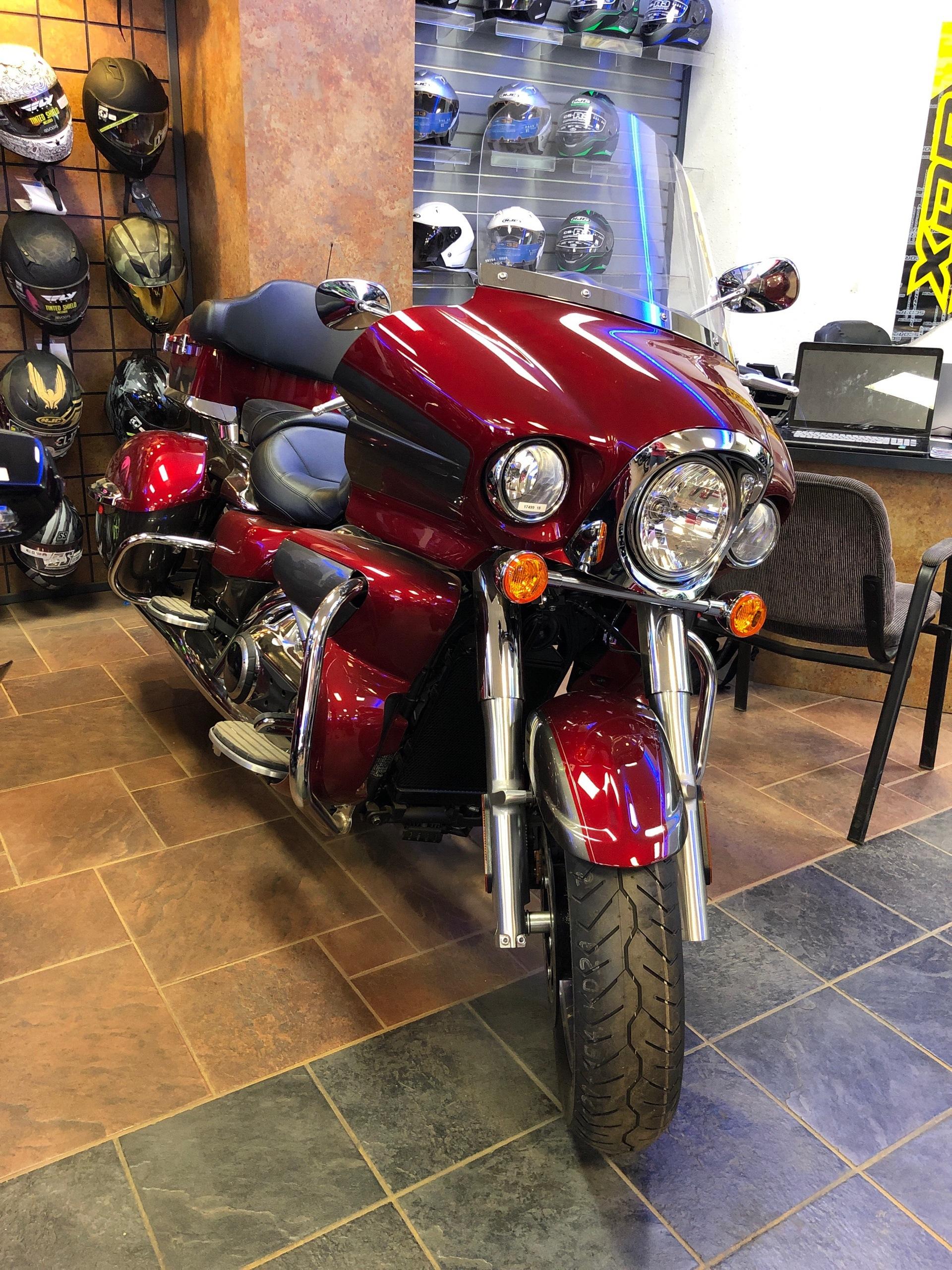 2018 Kawasaki Vulcan 1700 Voyager ABS for sale 8096