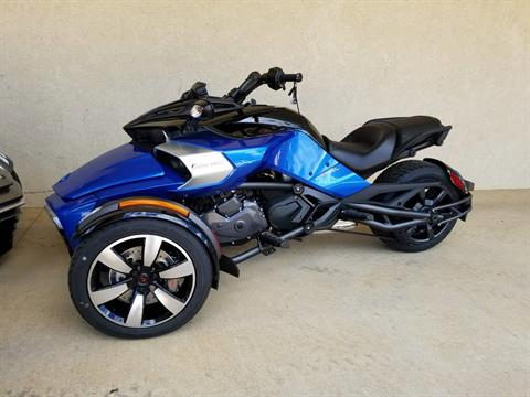 2017 Can-Am Spyder F3-S SE6 in Longview, Texas