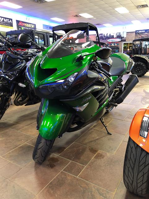 2018 Kawasaki Ninja ZX-14R ABS SE in Longview, Texas - Photo 1