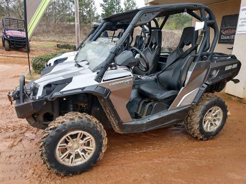 2013 Can-Am Commander™ XT™ 800R in Longview, Texas