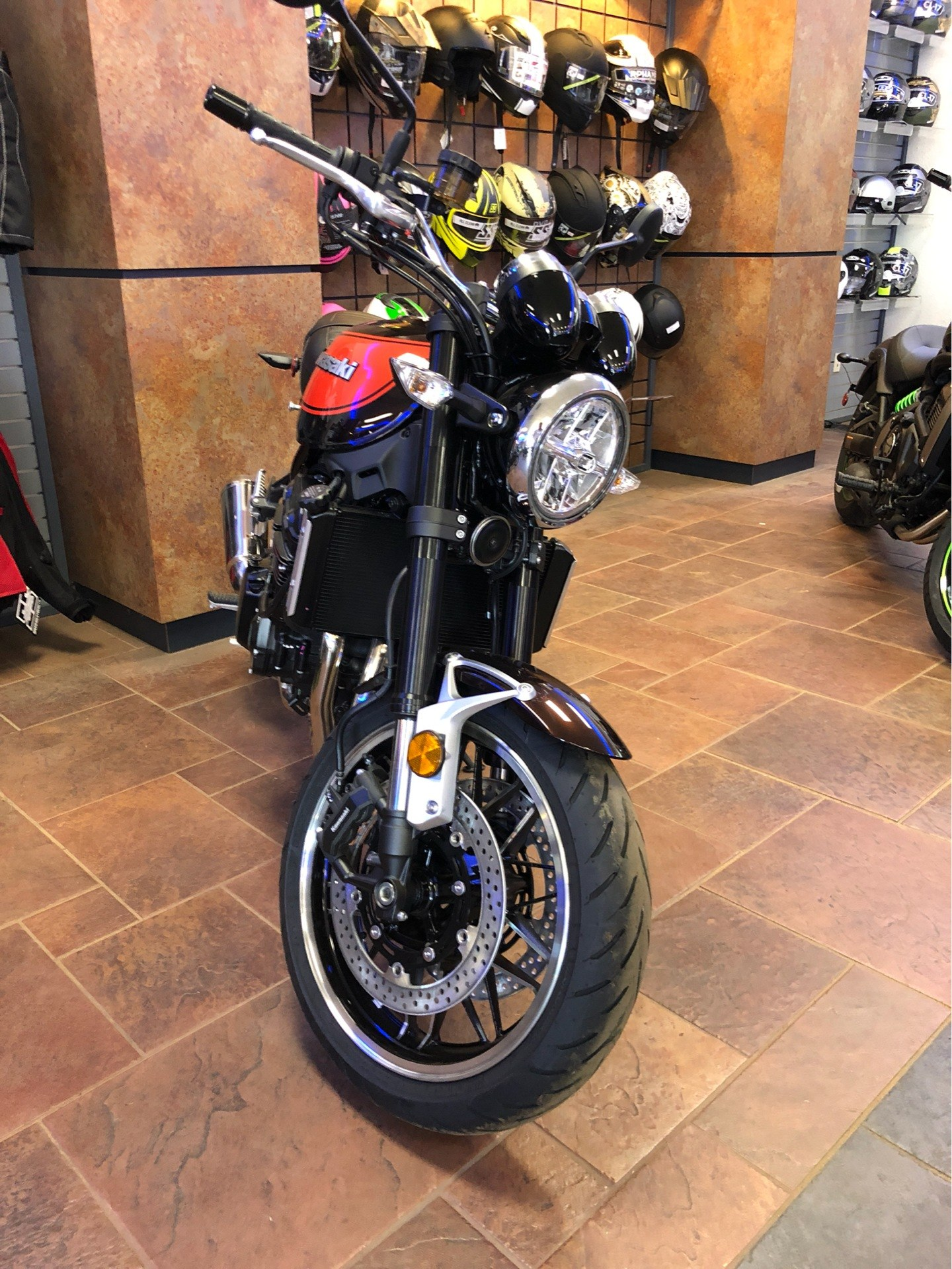 2018 Kawasaki Z900RS in Longview, Texas