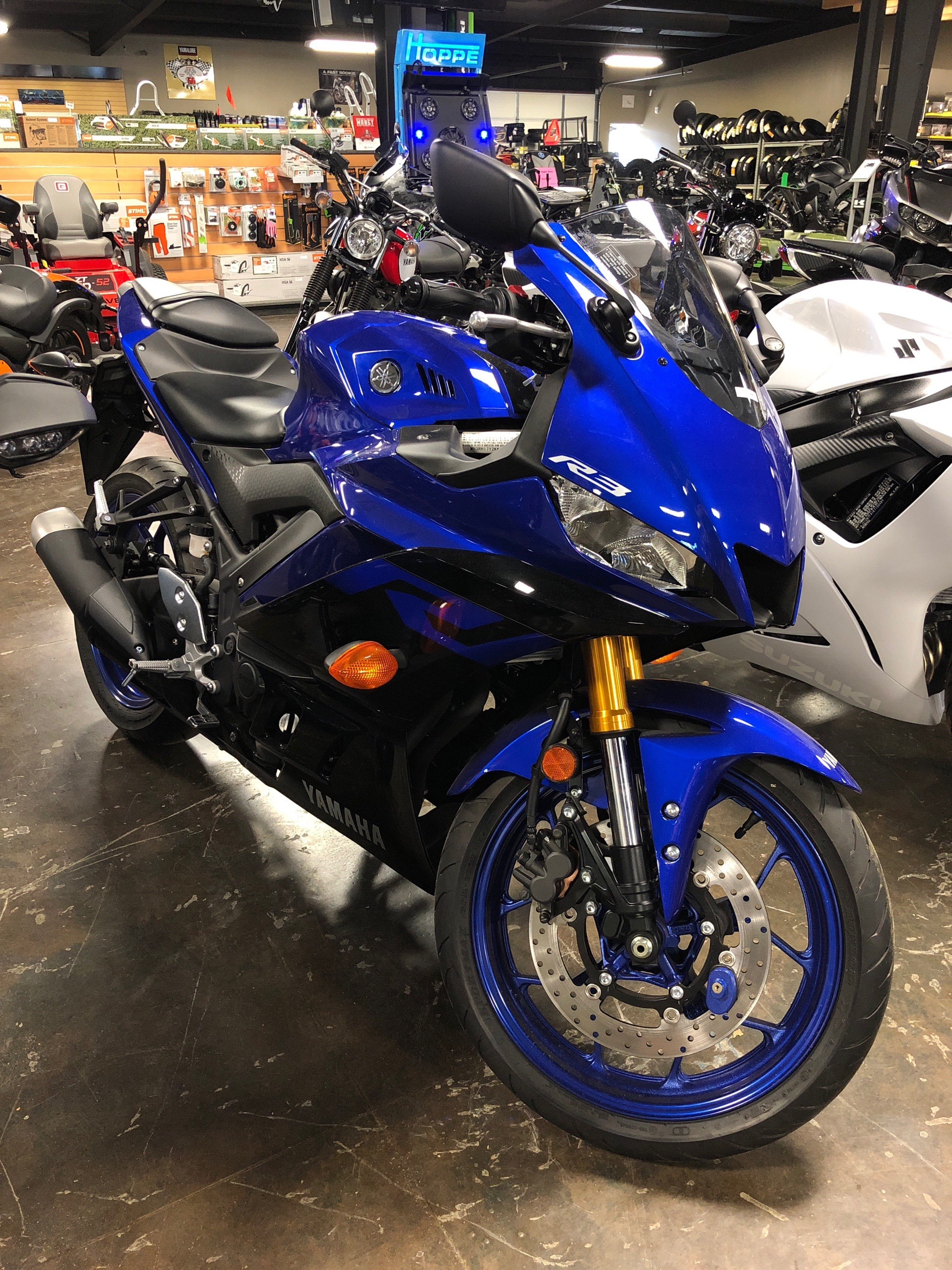 2019 Yamaha YZF-R3 in Tyler, Texas - Photo 1