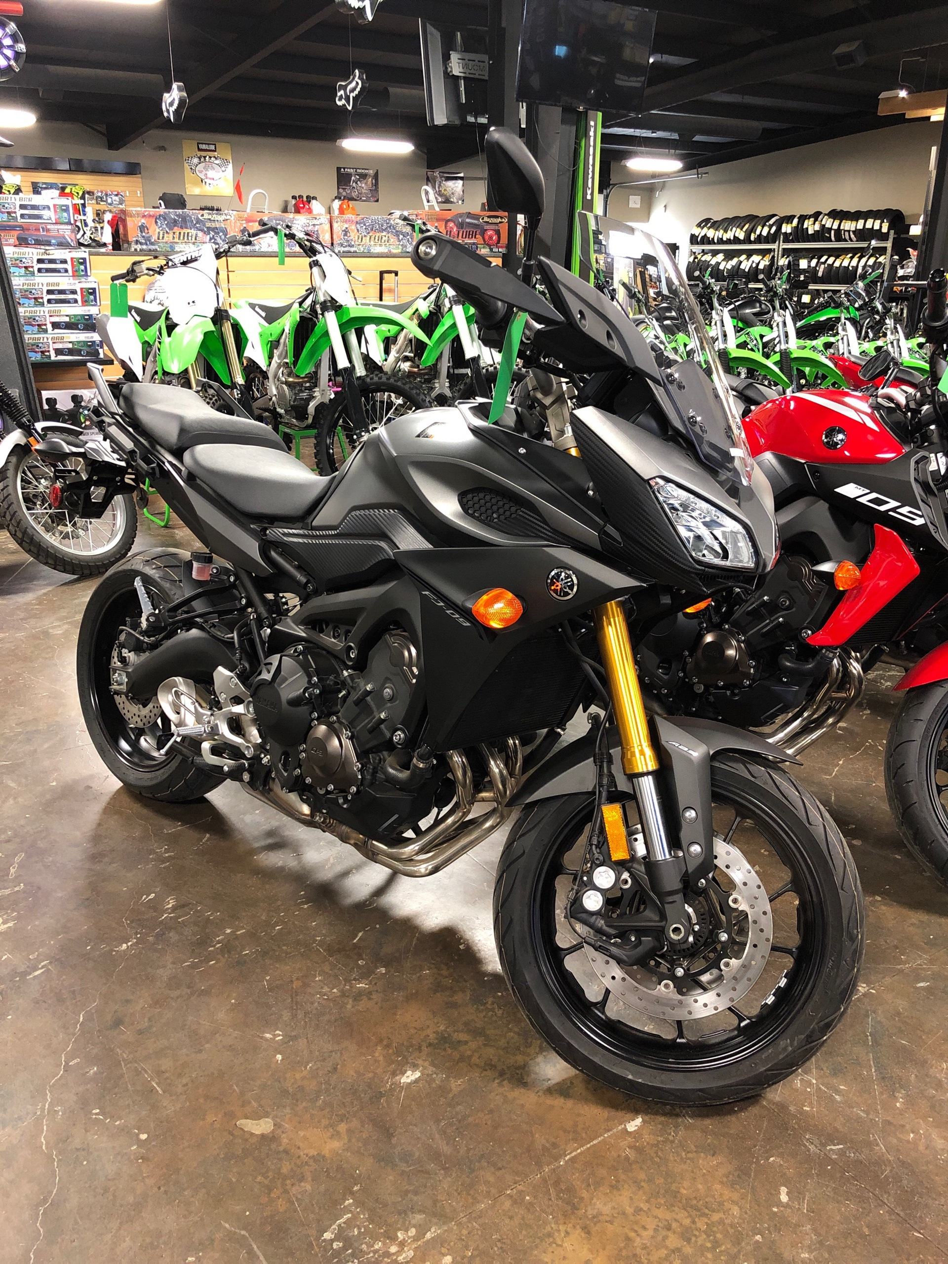 2015 Yamaha FJ-09 in Tyler, Texas - Photo 1