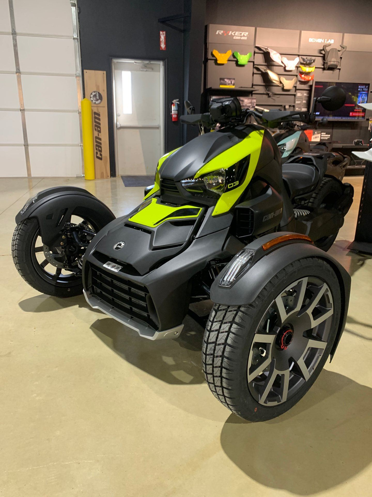 2021 Can-Am Ryker Rally Edition in Tyler, Texas - Photo 1