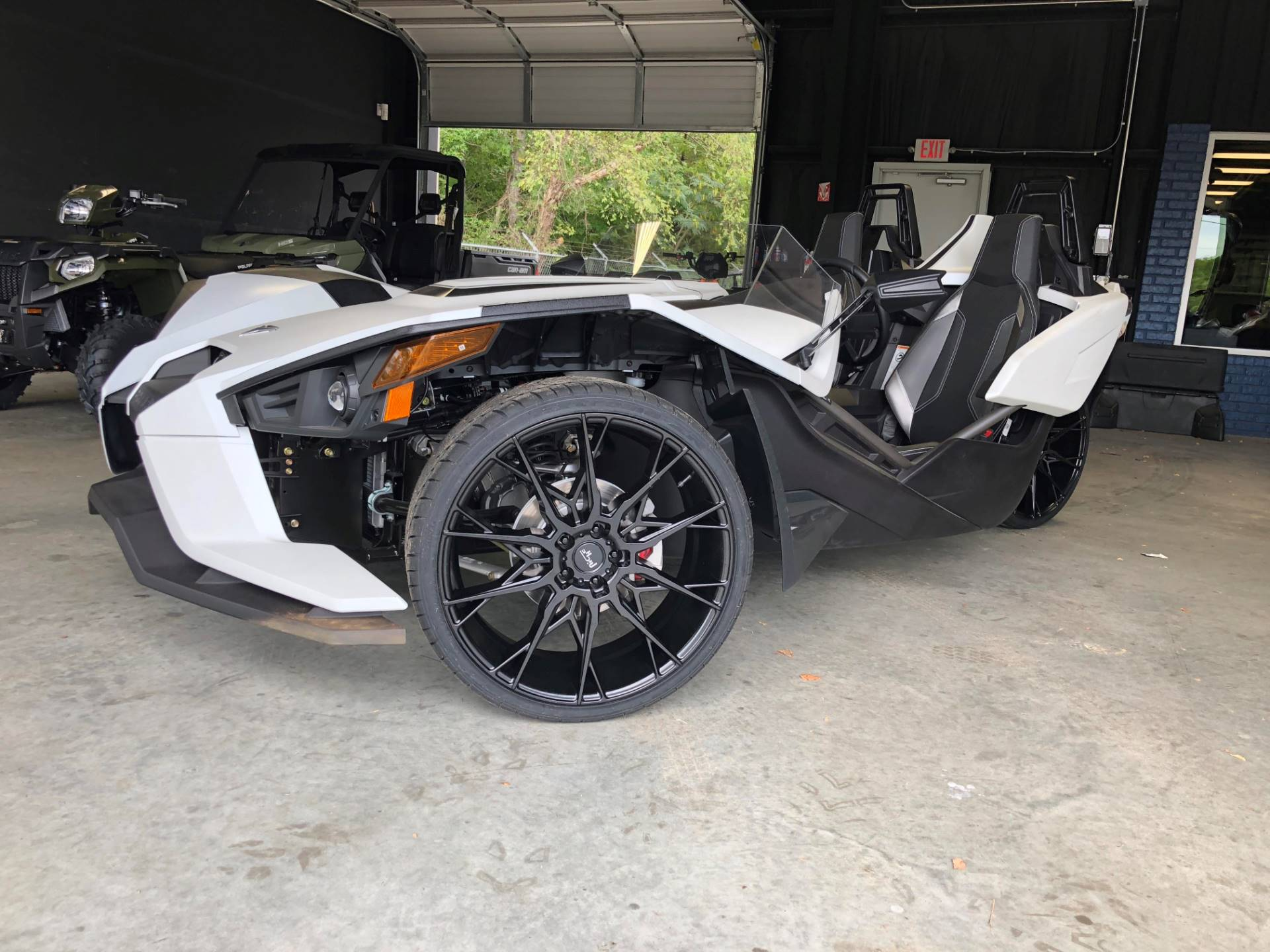 2018  Slingshot SL Icon Series 1