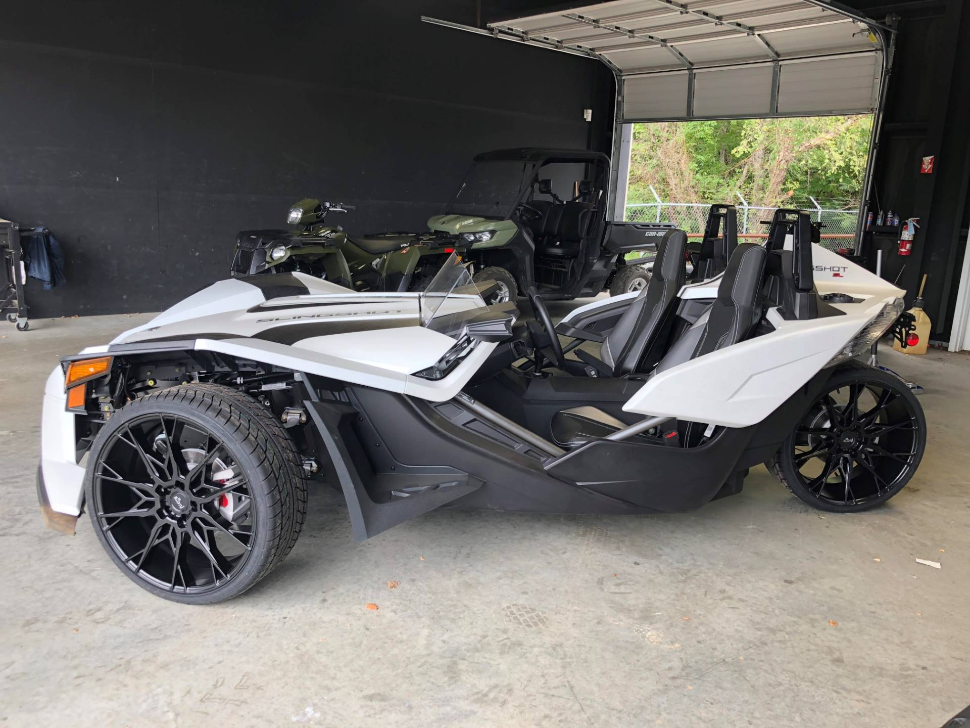 2018  Slingshot SL Icon Series 2