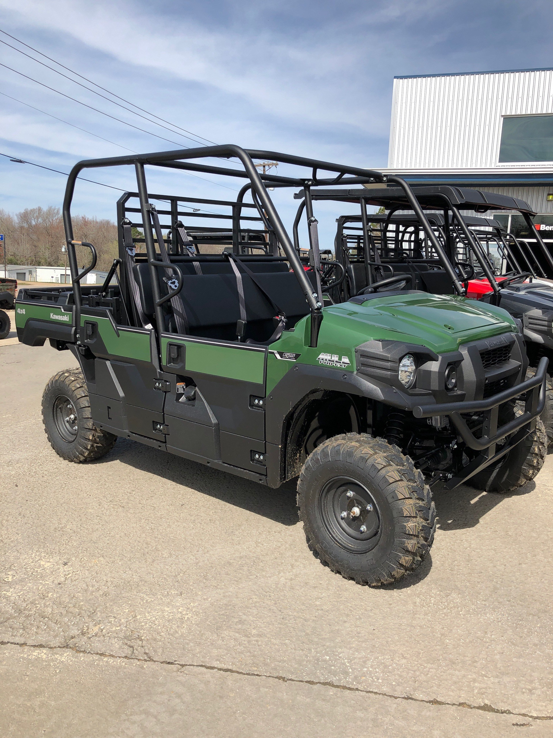 2019 Kawasaki Mule PRO-FXT EPS in Tyler, Texas - Photo 1