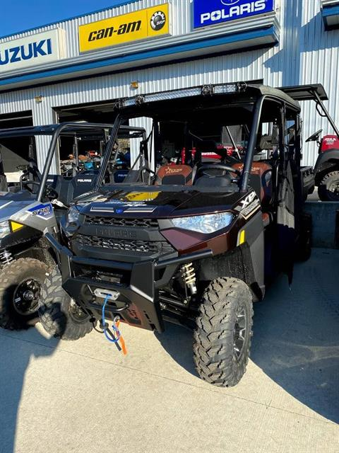 2020 Polaris Ranger Crew XP 1000 Texas Edition in Tyler, Texas - Photo 2