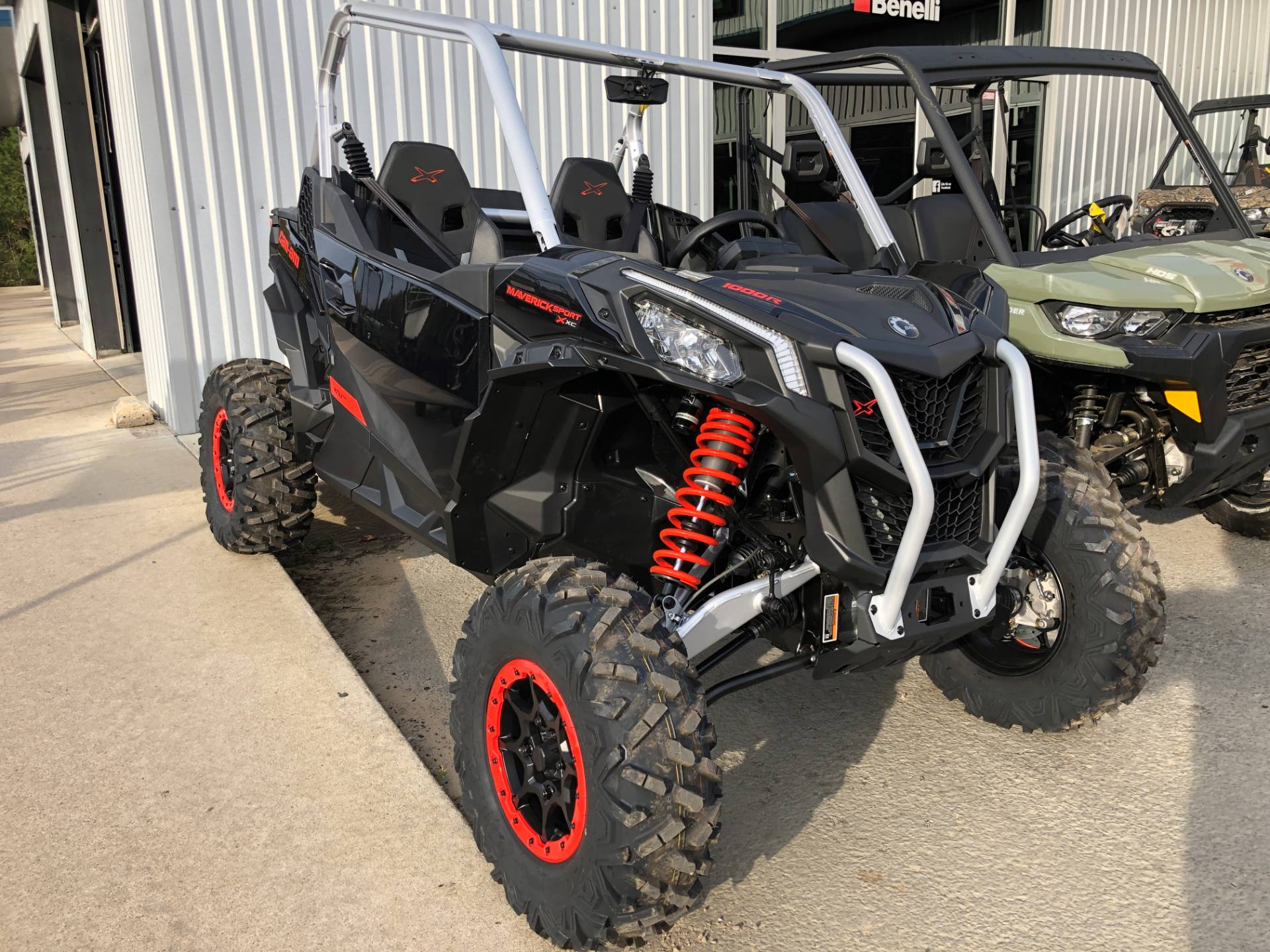 2020 Can-Am Maverick Sport X XC 1000R in Tyler, Texas - Photo 1