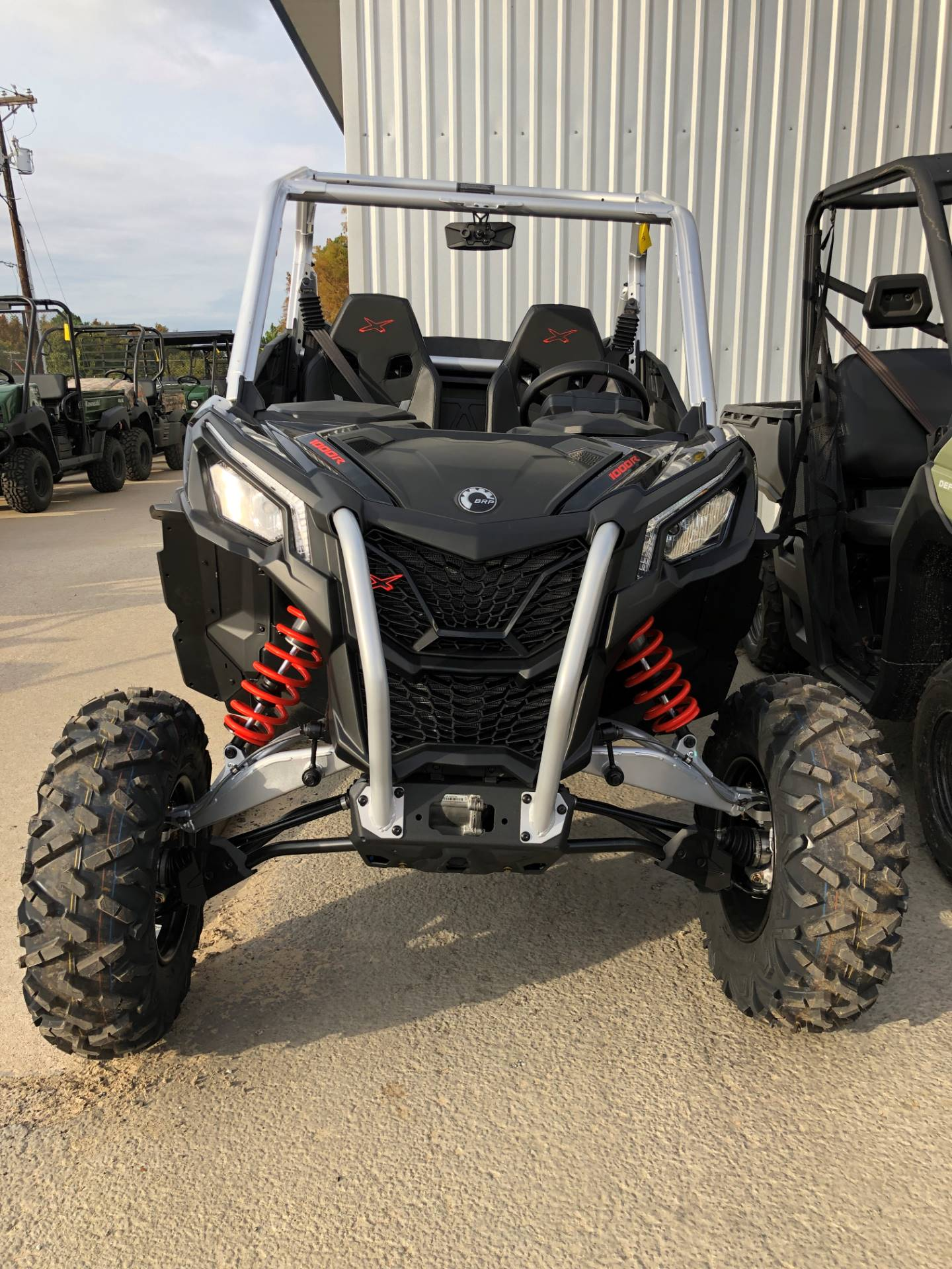 2020 Can-Am Maverick Sport X XC 1000R in Tyler, Texas - Photo 2