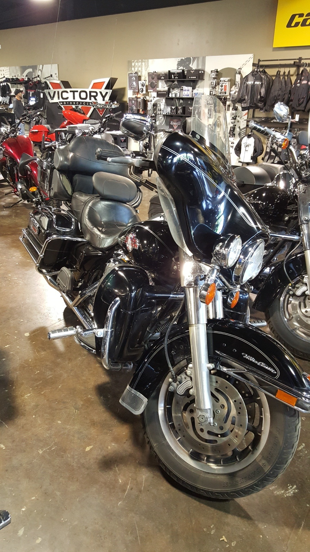 2007 Harley-Davidson Electra Glide® Classic in Tyler, Texas