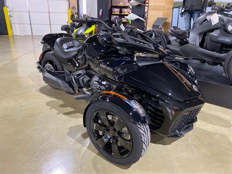 2021 Can-Am Spyder F3 in Tyler, Texas - Photo 1