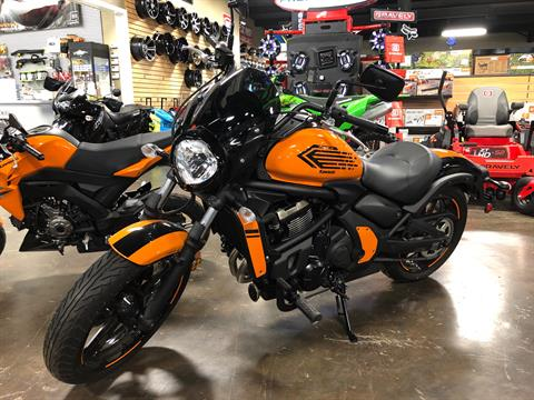 2019 Kawasaki Vulcan S ABS Café in Tyler, Texas - Photo 2