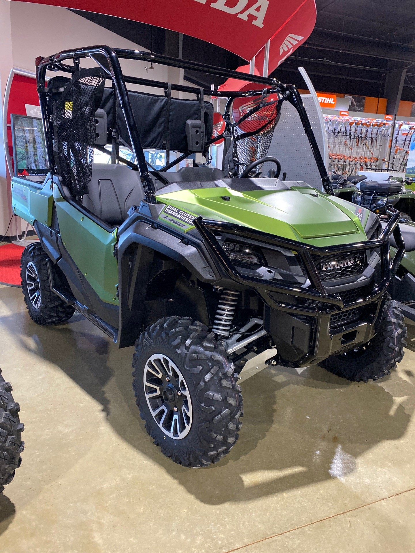 2021 Honda Pioneer 1000 Limited Edition in Tyler, Texas - Photo 1