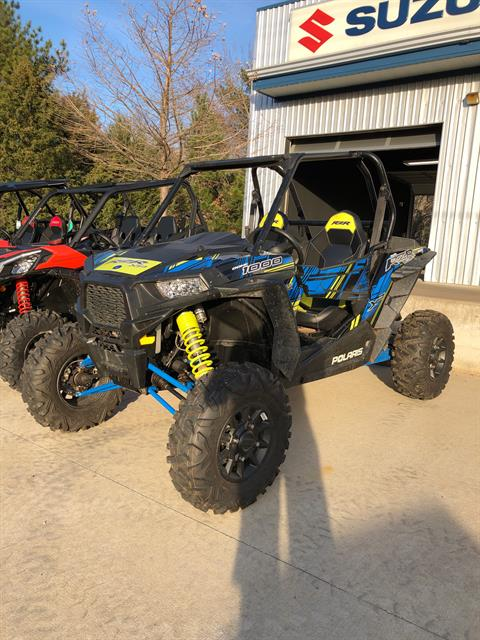 2017 Polaris RZR XP 1000 EPS LE in Tyler, Texas