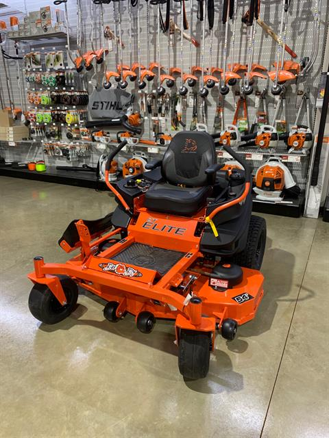 2020 Bad Boy Mowers ZT Elite 54 in. Kohler Pro 7000 747 cc in Tyler, Texas - Photo 1