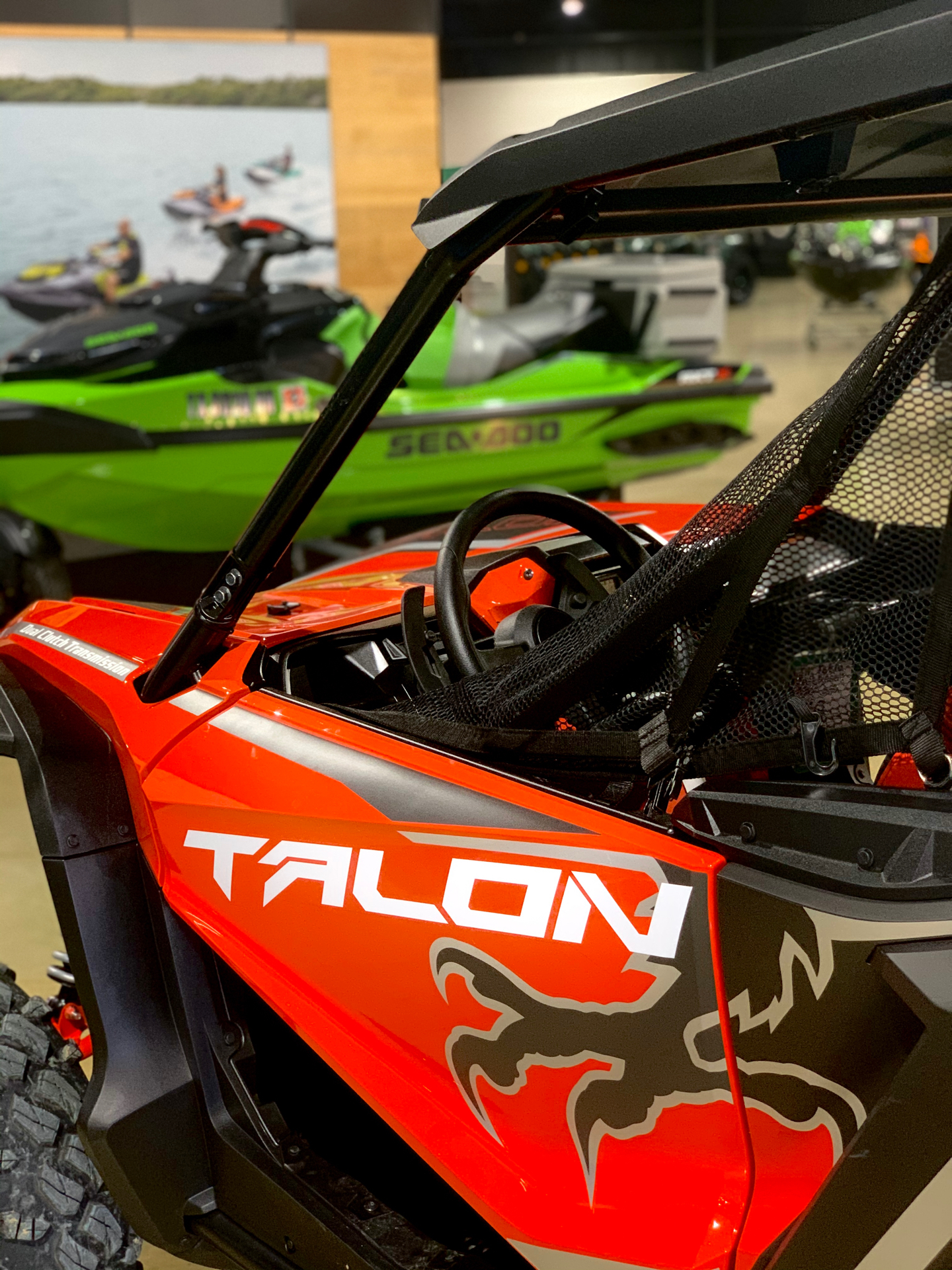 2021 Honda Talon 1000X in Tyler, Texas - Photo 3