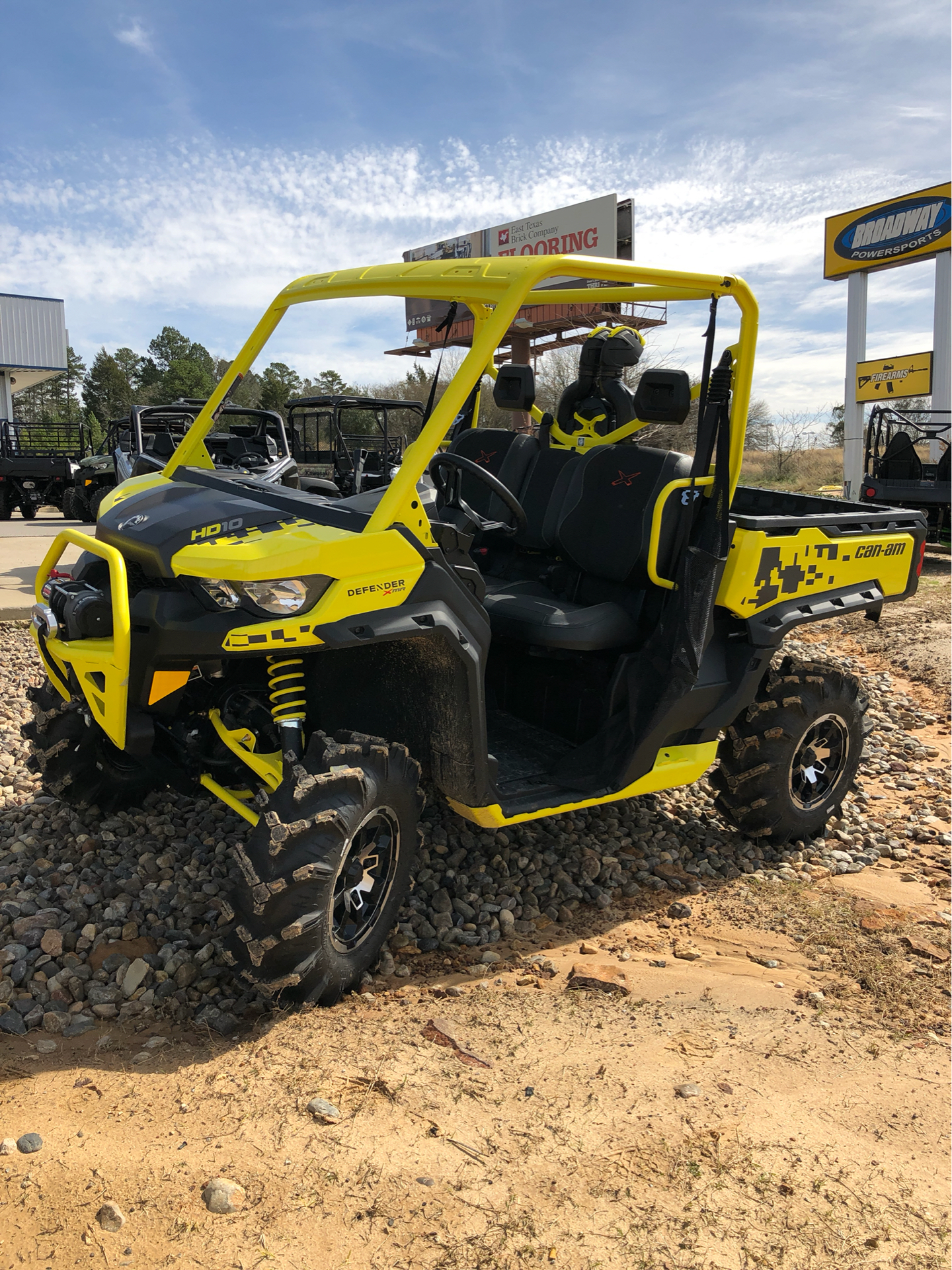 2019 Can-Am Defender X mr HD10 in Tyler, Texas - Photo 1