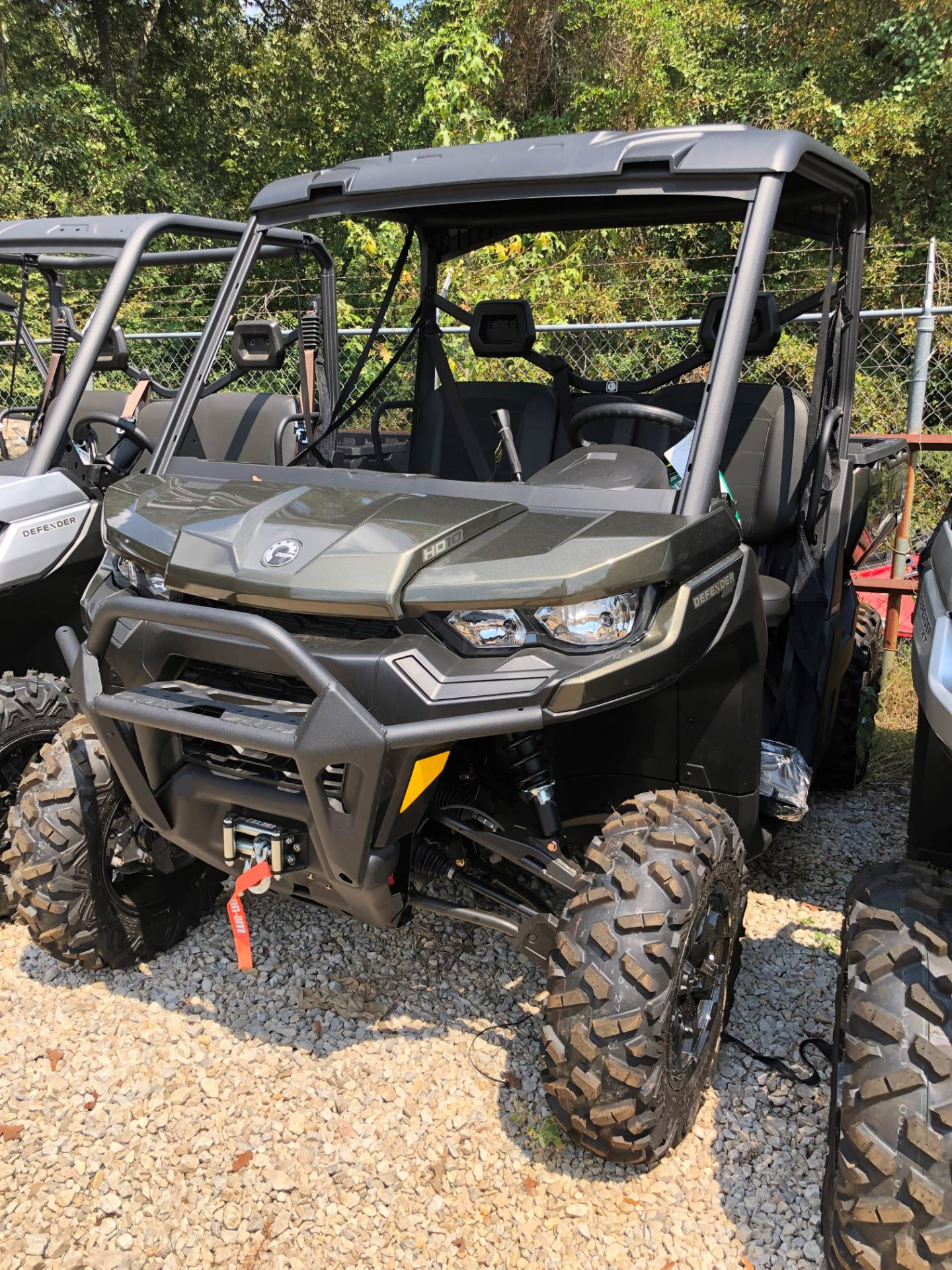 2020 Can-Am Defender XT HD10 in Tyler, Texas - Photo 1