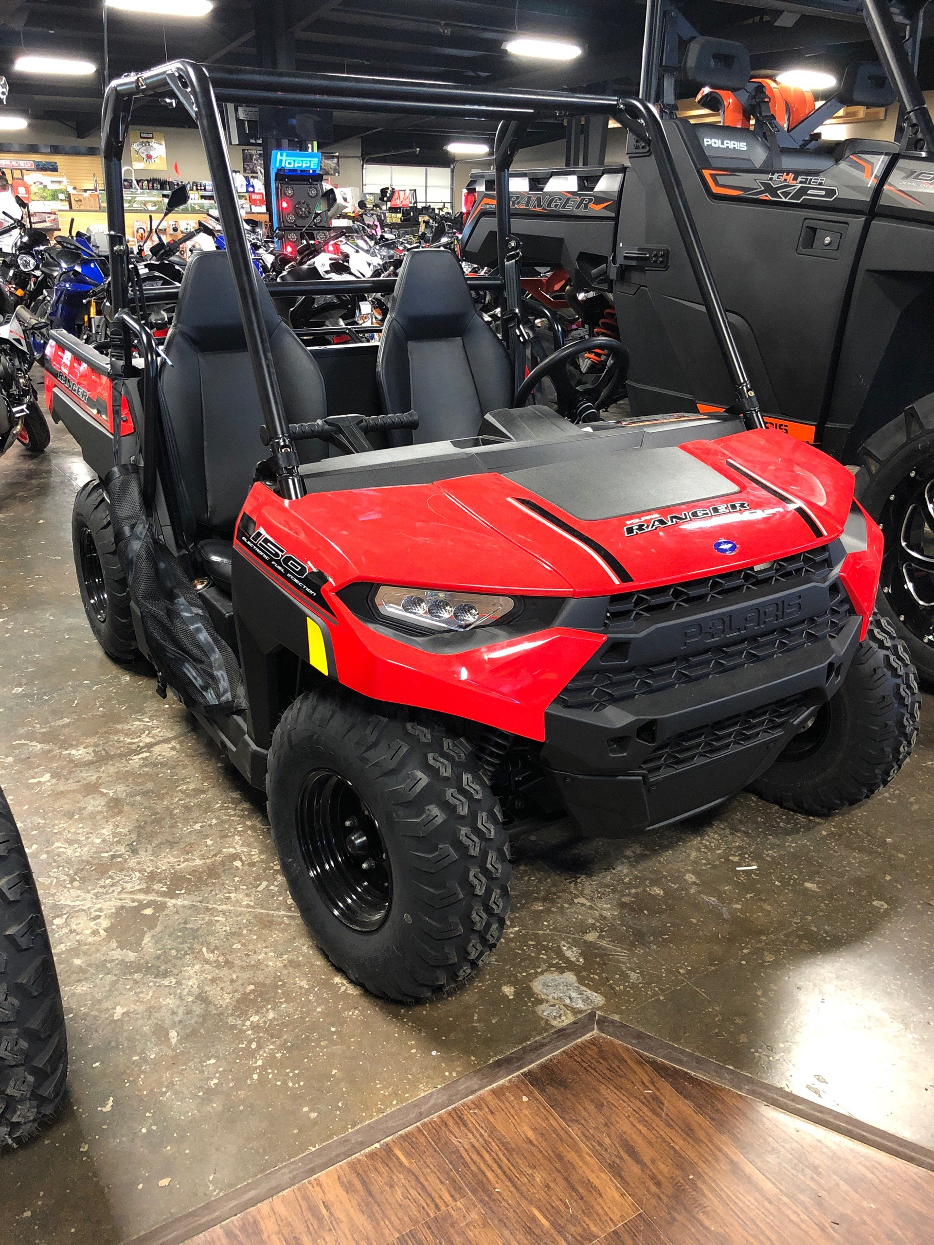 2019 Polaris Ranger 150 EFI in Tyler, Texas - Photo 1