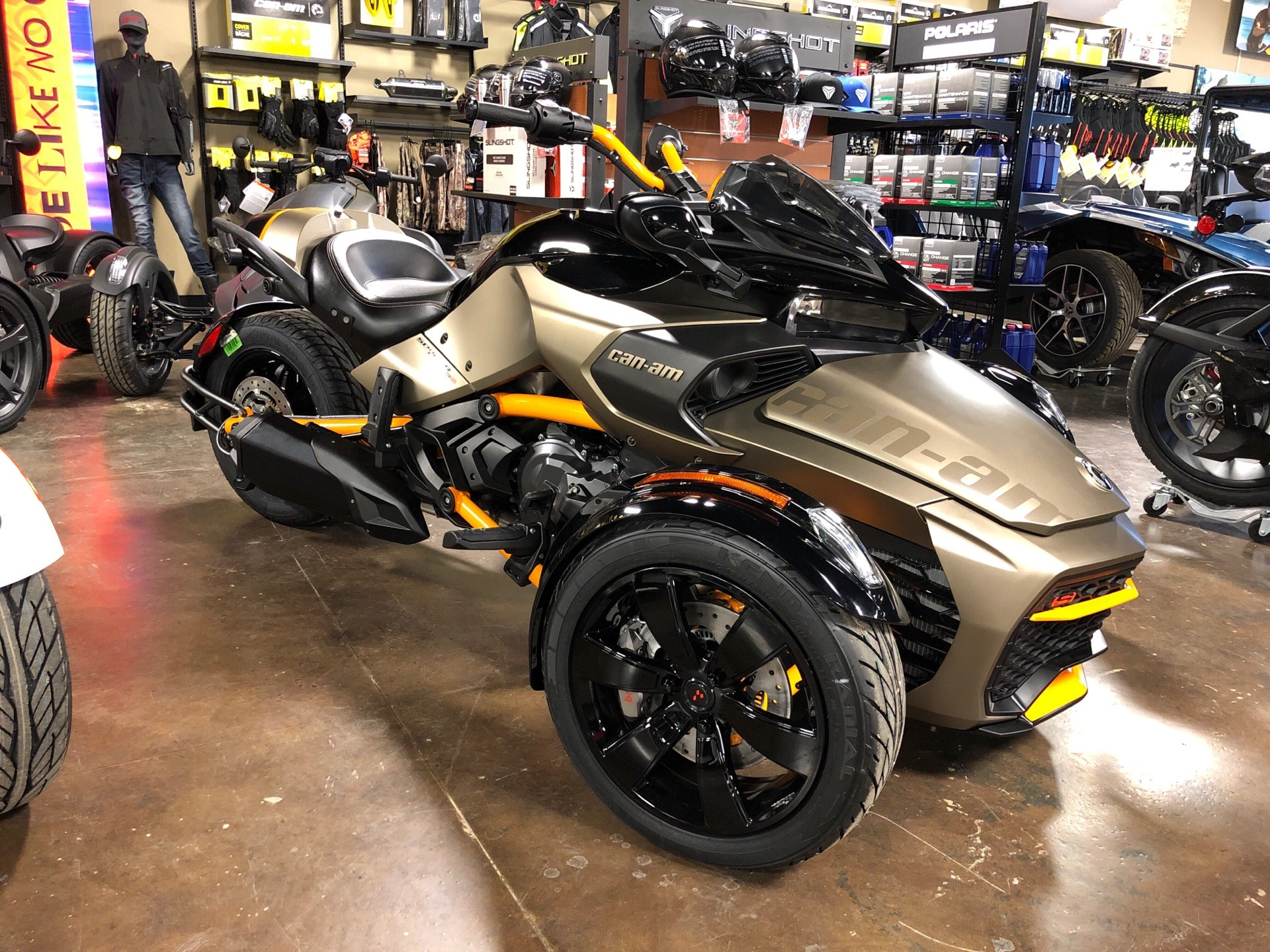 2019 Can-Am Spyder F3-S Special Series in Tyler, Texas