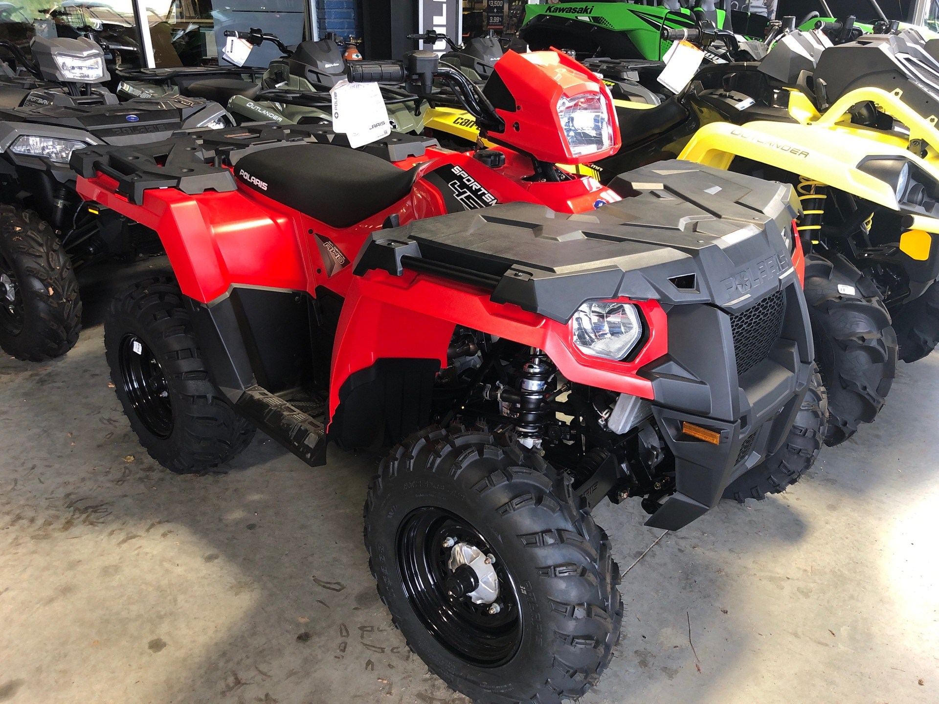 2019 Polaris Sportsman 450 H.O. in Tyler, Texas - Photo 1