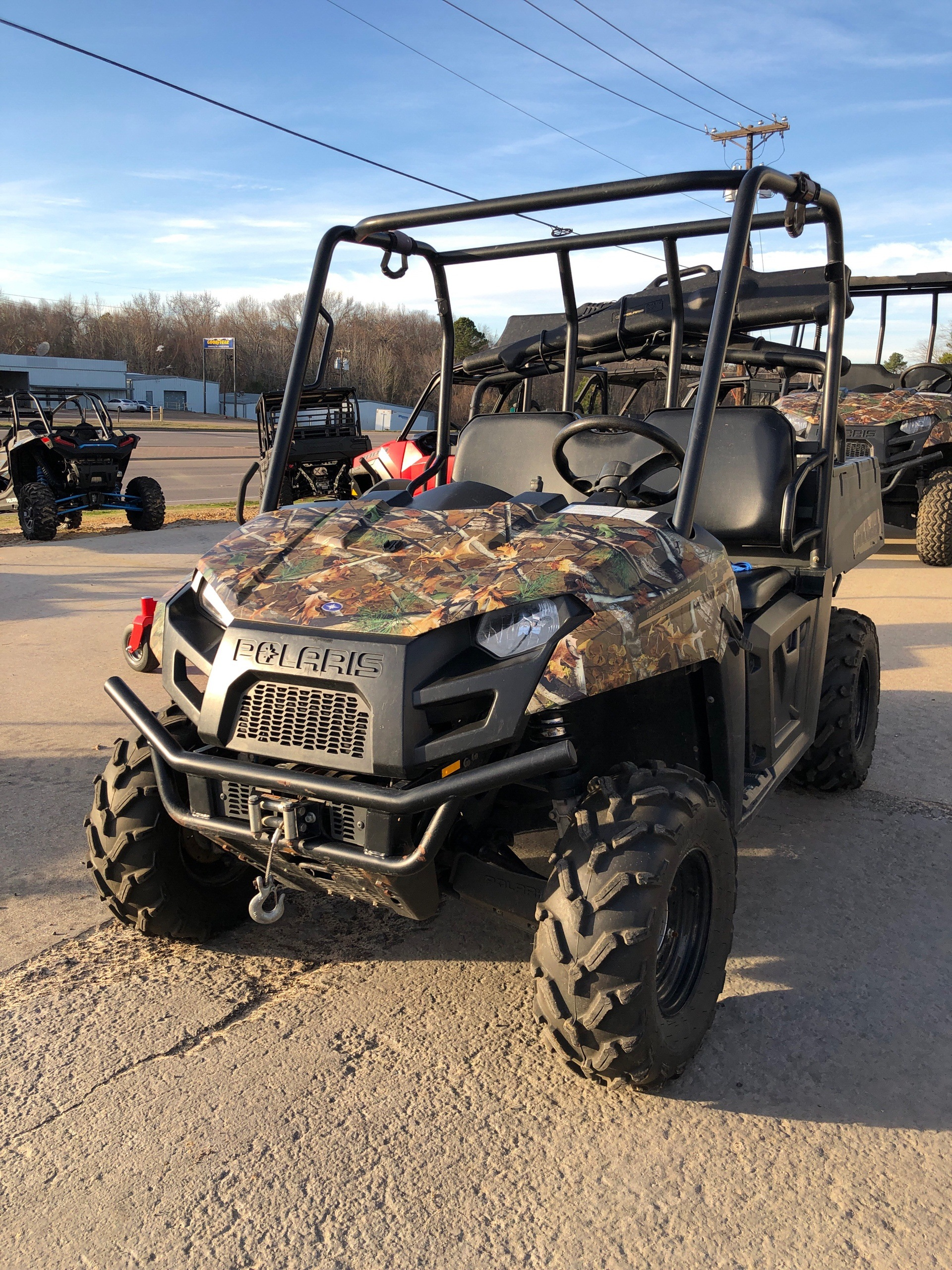 2011 Polaris Ranger® EV in Tyler, Texas