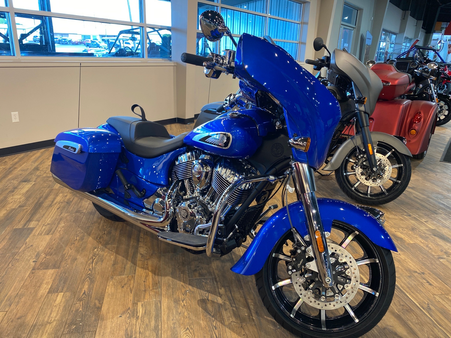 2020 Indian Chieftain® Limited in Tyler, Texas - Photo 1