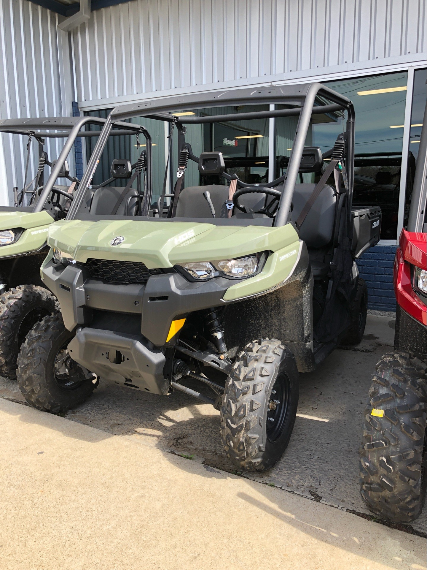 2019 Can-Am Defender HD5 in Tyler, Texas - Photo 1