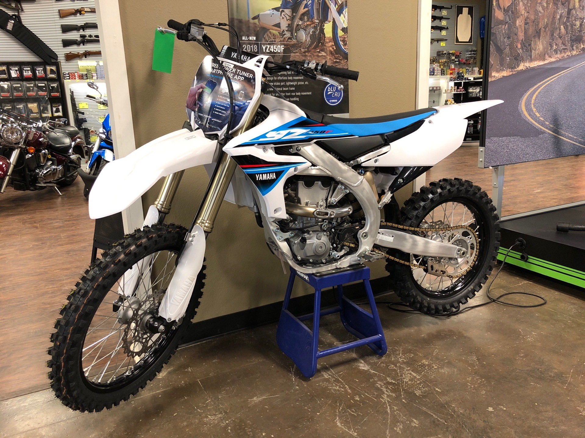 2019 Yamaha YZ450F in Tyler, Texas - Photo 1