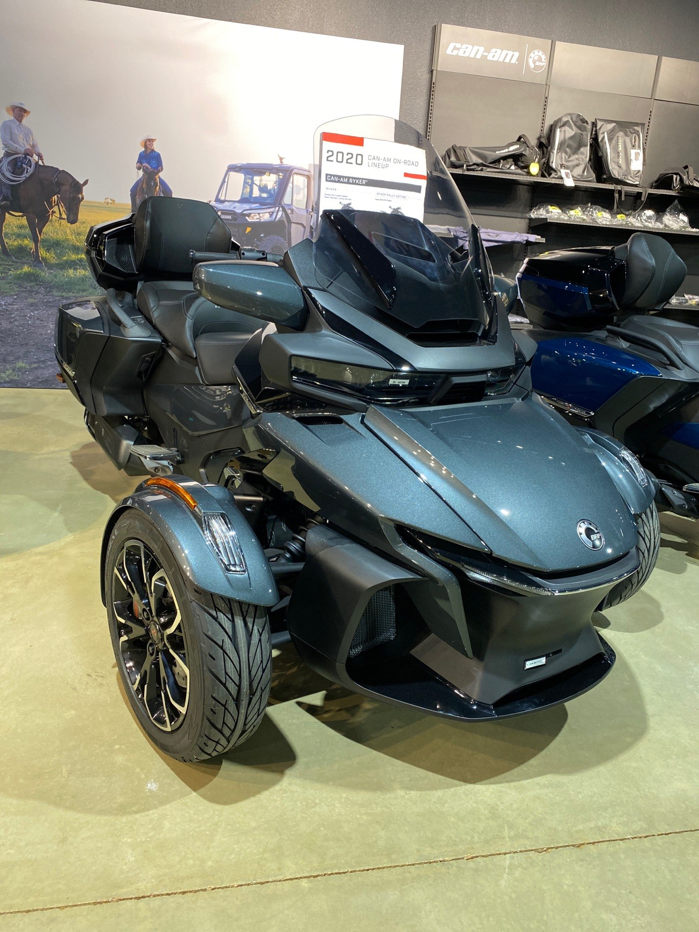 2020 Can-Am Spyder RT Limited in Tyler, Texas - Photo 1