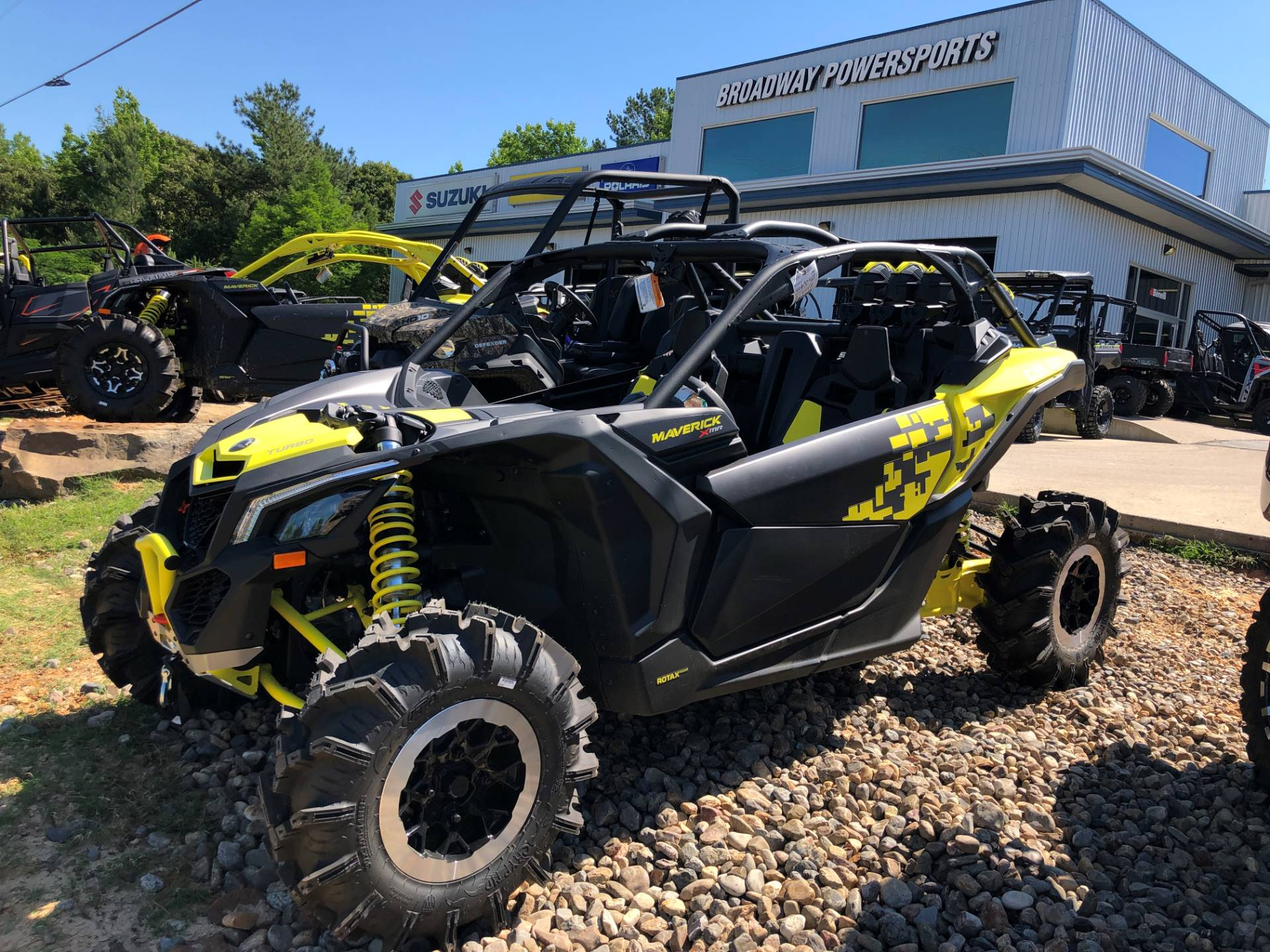 2019 Can-Am Maverick X3 X MR Turbo in Tyler, Texas - Photo 1