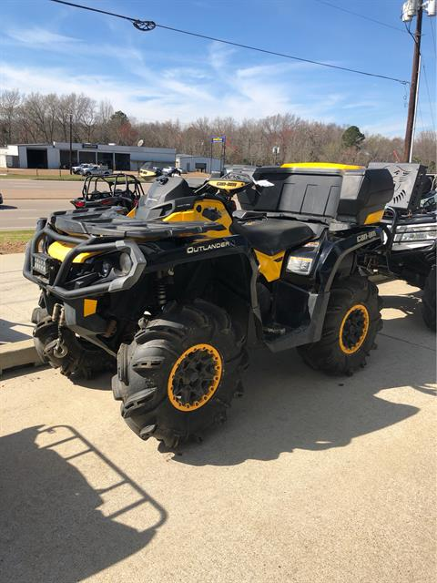 2014 Can-Am Outlander™ XT-P 800R in Tyler, Texas
