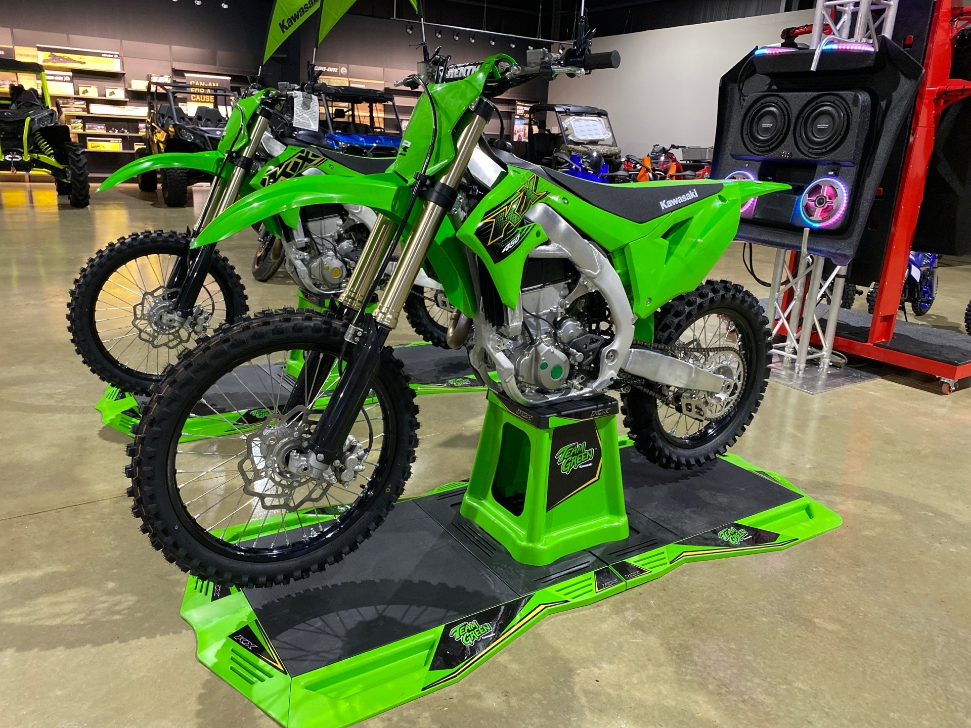 2021 Kawasaki KX 450 in Tyler, Texas - Photo 1
