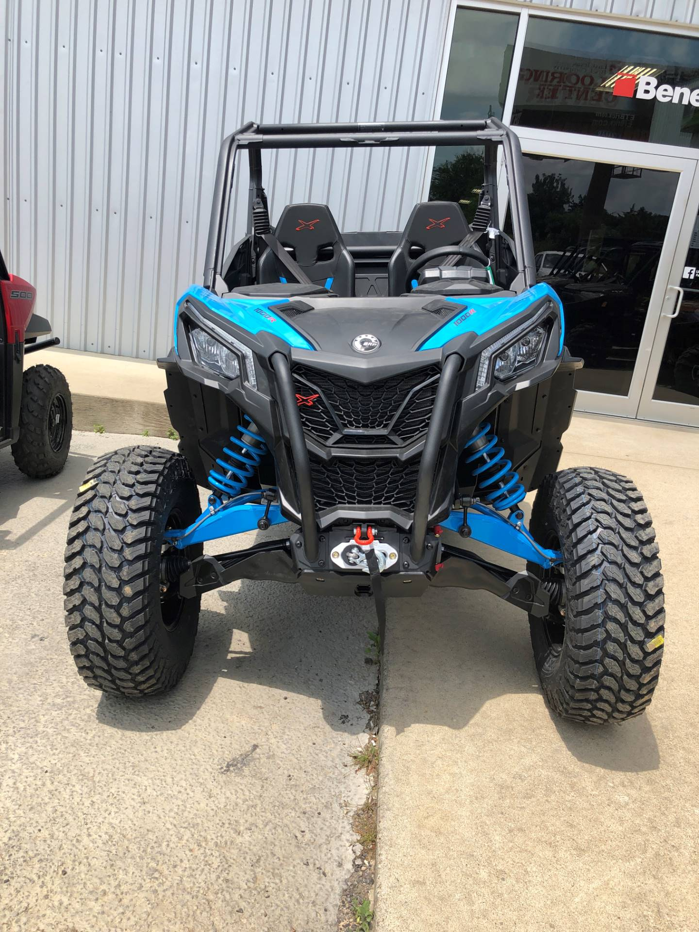 2019 Can-Am Maverick Sport X RC 1000R in Tyler, Texas - Photo 2