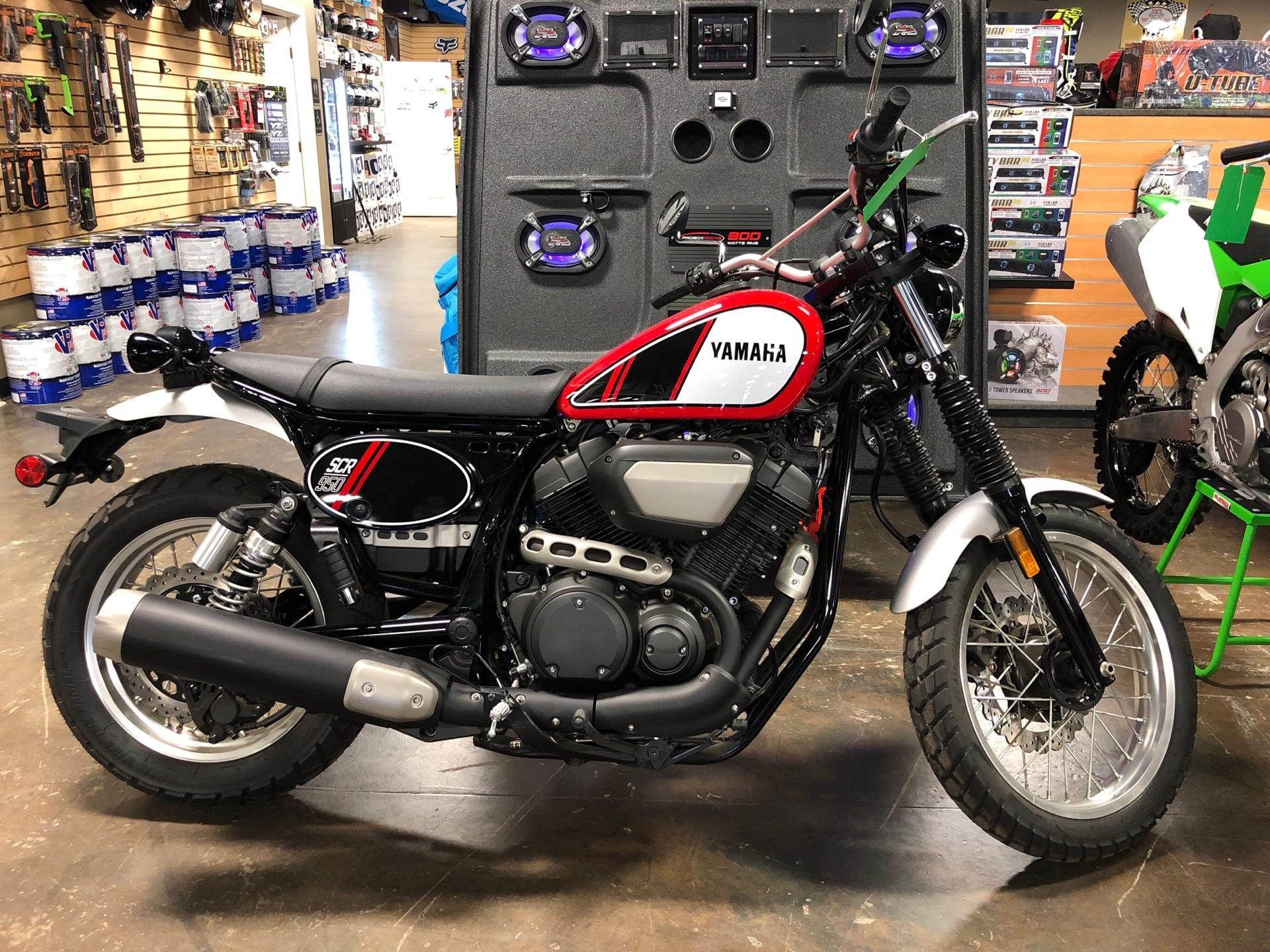 2017 Yamaha Scr950 In Tyler Texas Photo 1