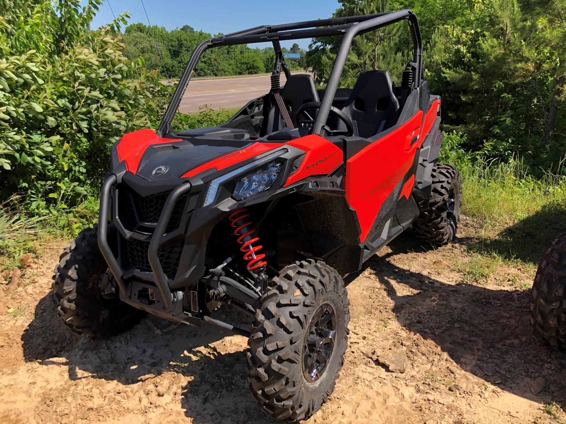 2019 Can-Am Maverick Sport DPS 1000R in Tyler, Texas - Photo 1