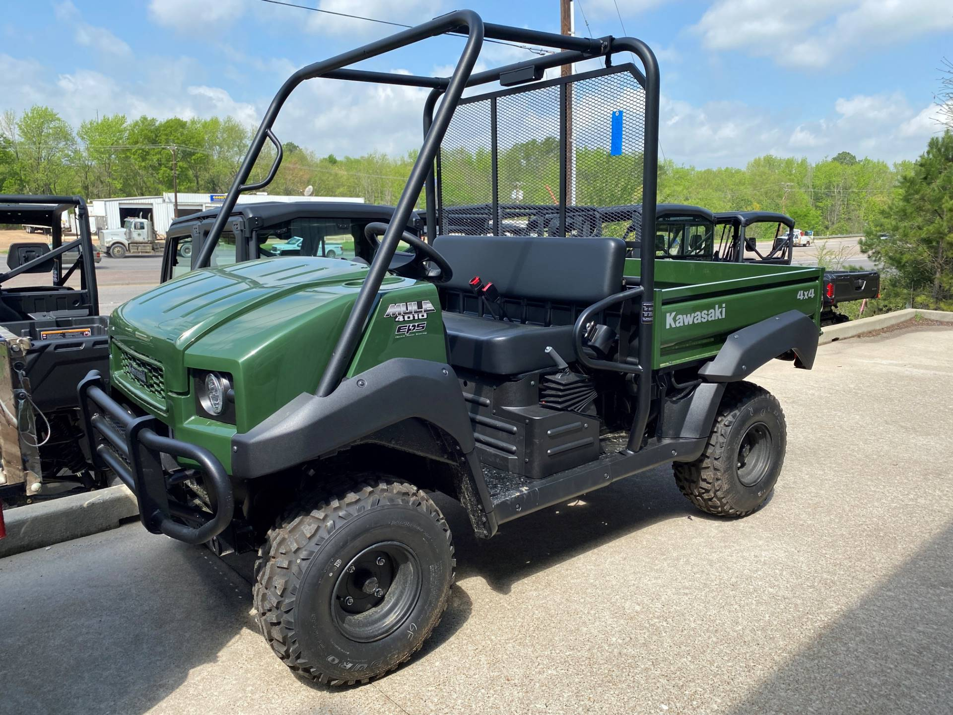 2020 Kawasaki Mule 4010 4x4 in Tyler, Texas - Photo 1