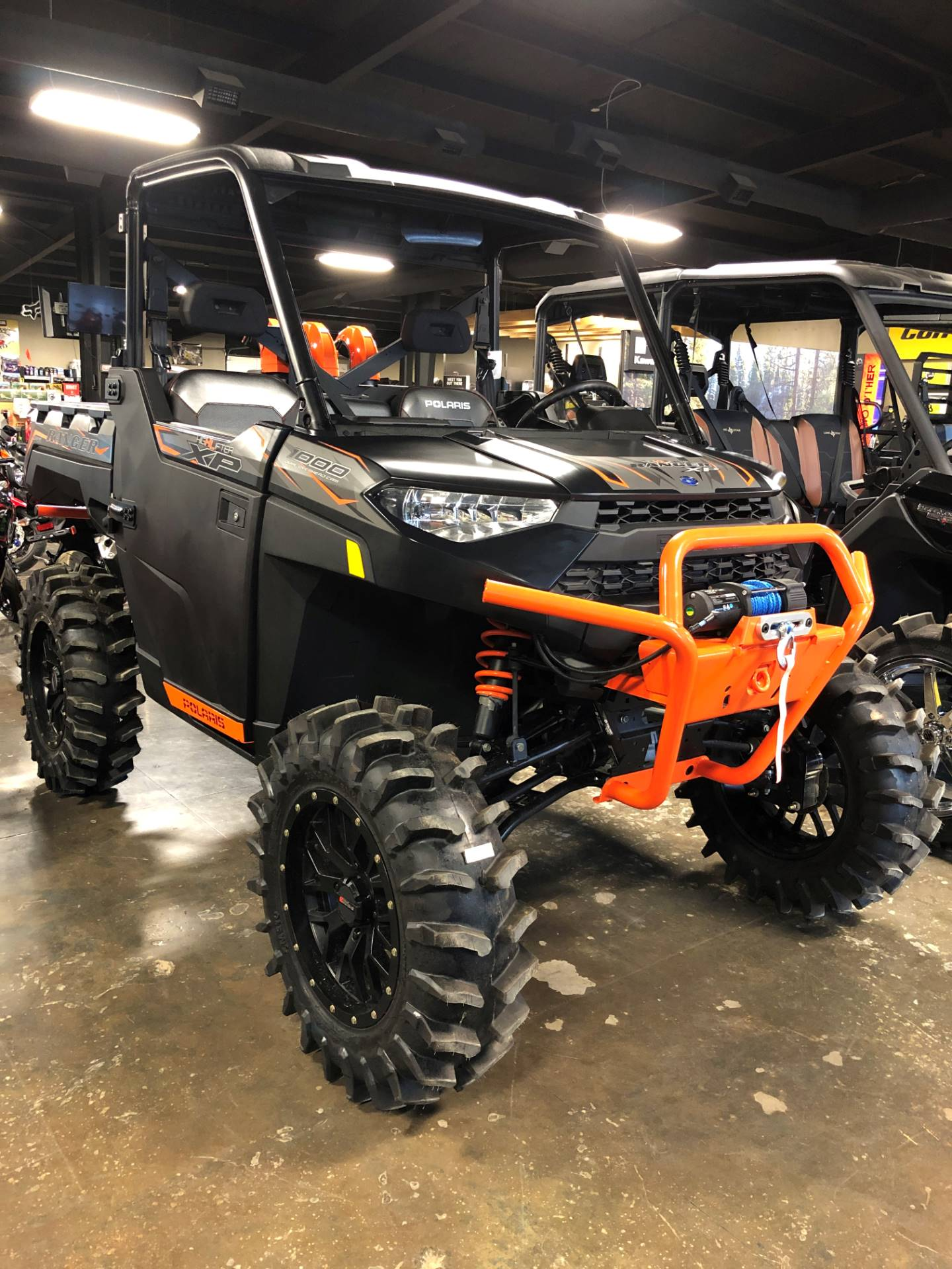 2019 Polaris Ranger XP 1000 EPS High Lifter Edition in Tyler, Texas - Photo 1
